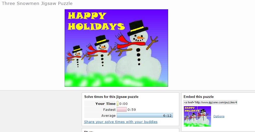 Christmas Interactive Games - 123ICT 123ICT