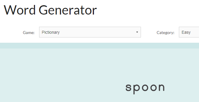 word generator 123ict 123ict