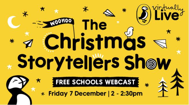Christmas Storyteller Show