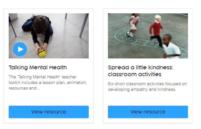 Mentally Healthy Schools