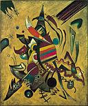 Studying Kandinsky