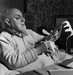 Studying Matisse