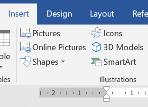 Adding 3D Models to Microsoft Word