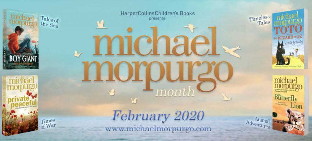 Michael Morpurgo Month