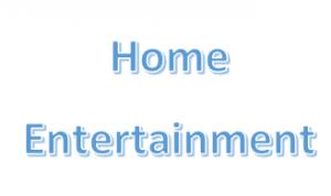 Non-Curricular at-home Entertainment