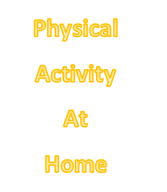 Keeping Healthy at home