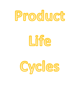 Life cycle of a product