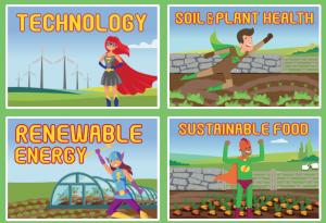 Climate Superheroes