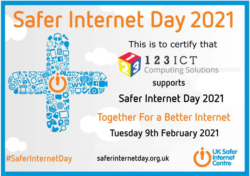 Resources for Internet safety day 2021 - Urgent Action Needed