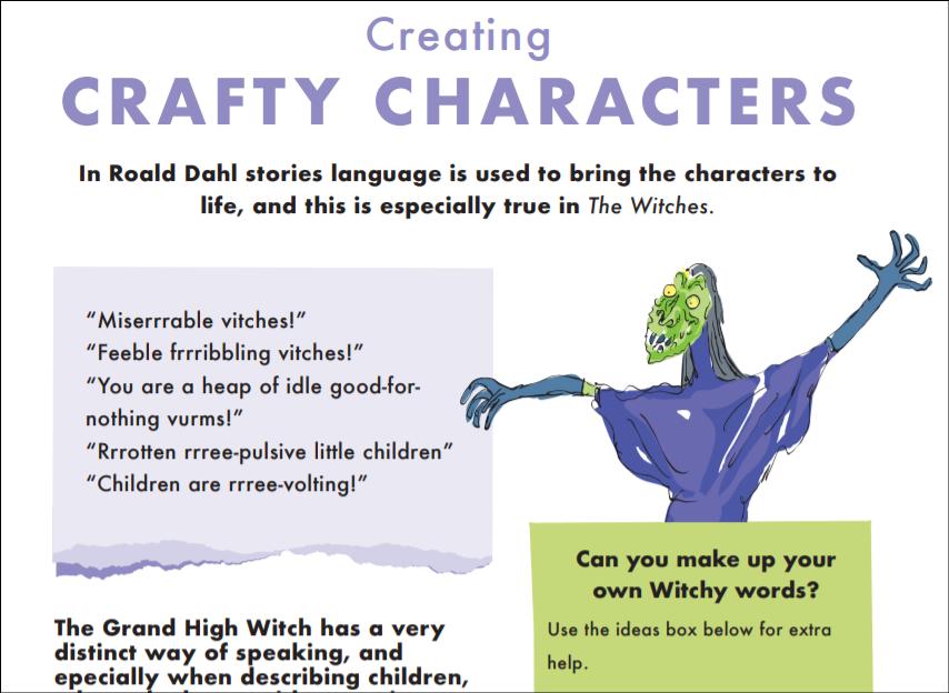 Roald Dahl Story Day!
